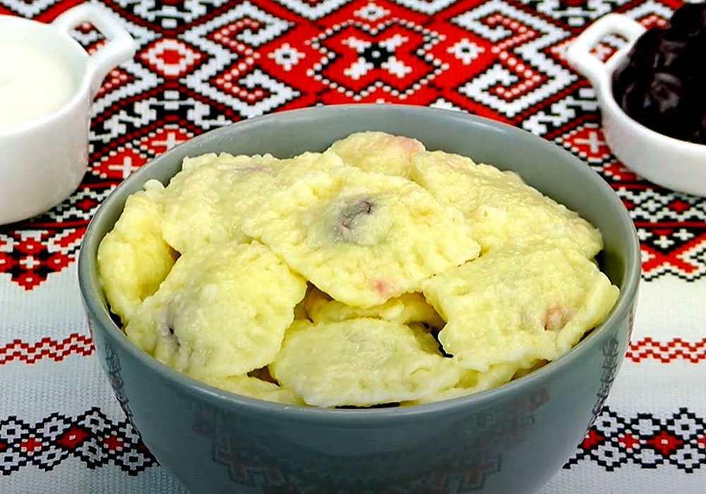 Ленивые вареники - пошаговый рецепт, фото 1