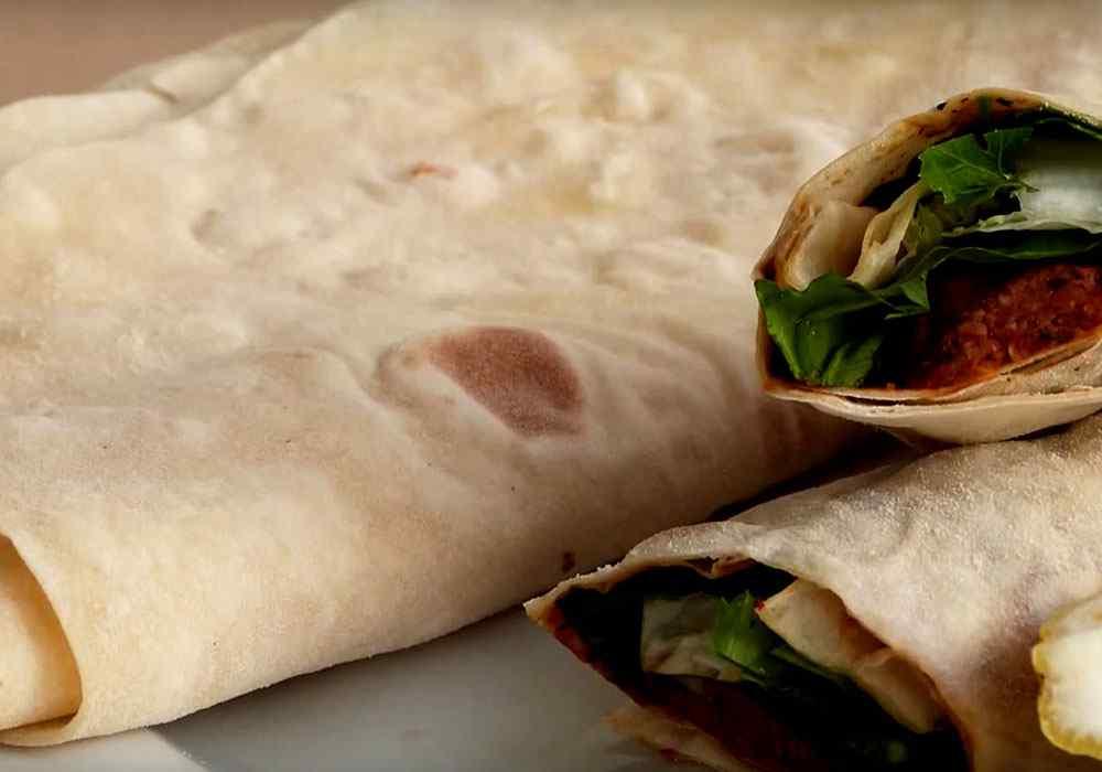 Лепешки тортилья - пошаговый рецепт, фото 1