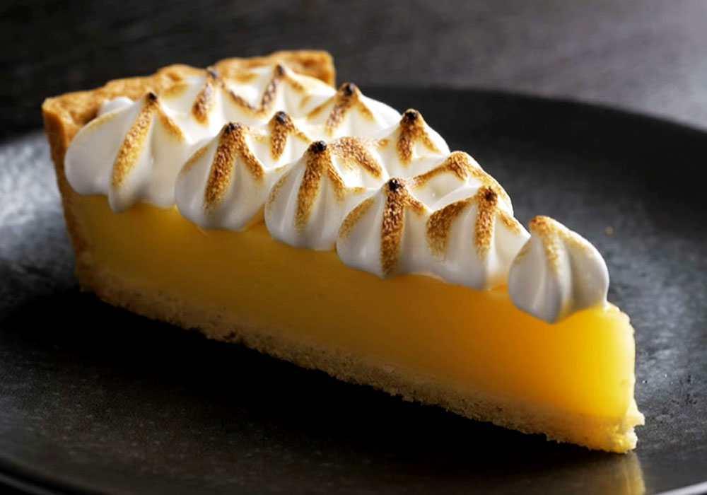Лимонный пирог - пошаговый рецепт, фото 1