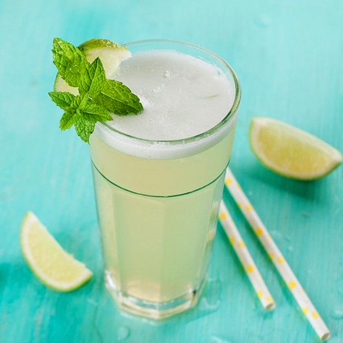 Лимонний пунш - покроковий рецепт, фото 1