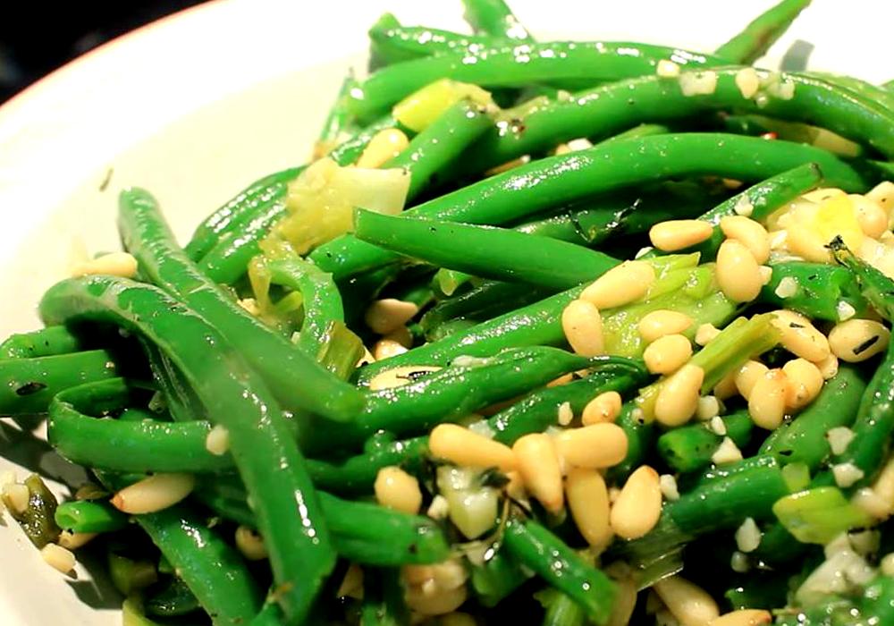 Лобіо із зеленої квасолі - покроковий рецепт, фото 1