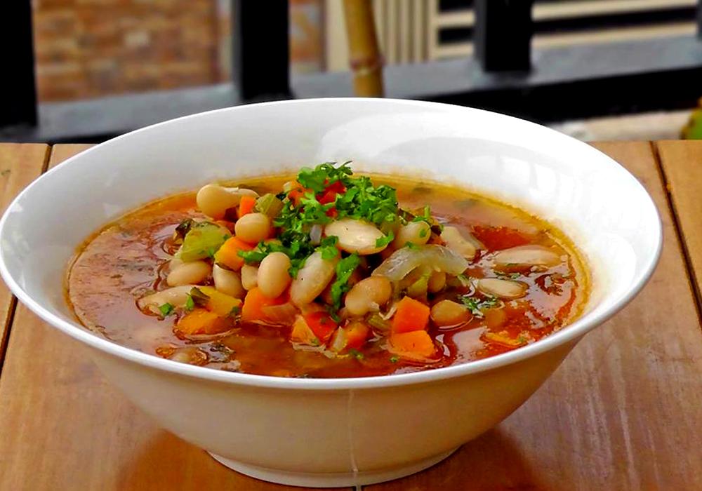 Лобіо по-вірменськи - покроковий рецепт, фото 1