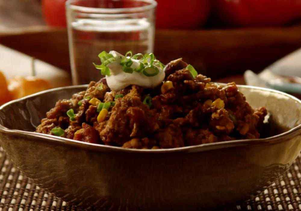 Лобио с курицей - пошаговый рецепт, фото 1