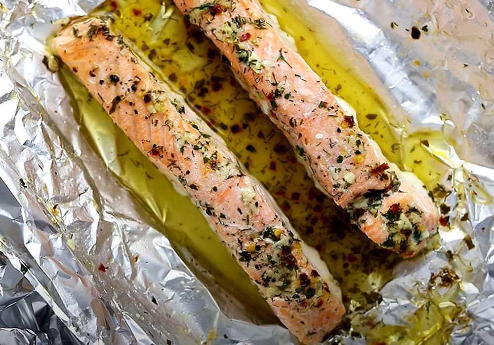 Лосось, запеченный по-фински - пошаговый рецепт, фото 1