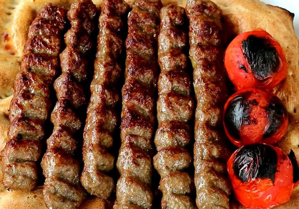 Люля-кебаб з яловичини - покроковий рецепт, фото 1
