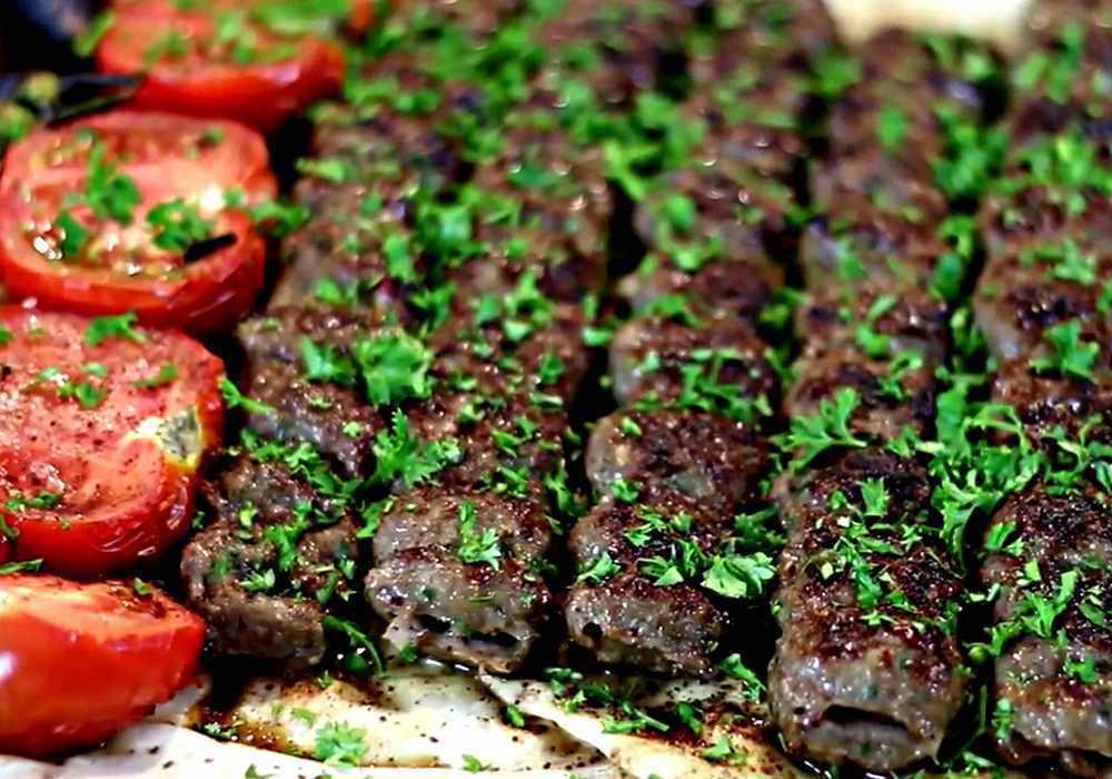 Люля кебаба из говядины в домашних условиях - пошаговый рецепт, фото 1