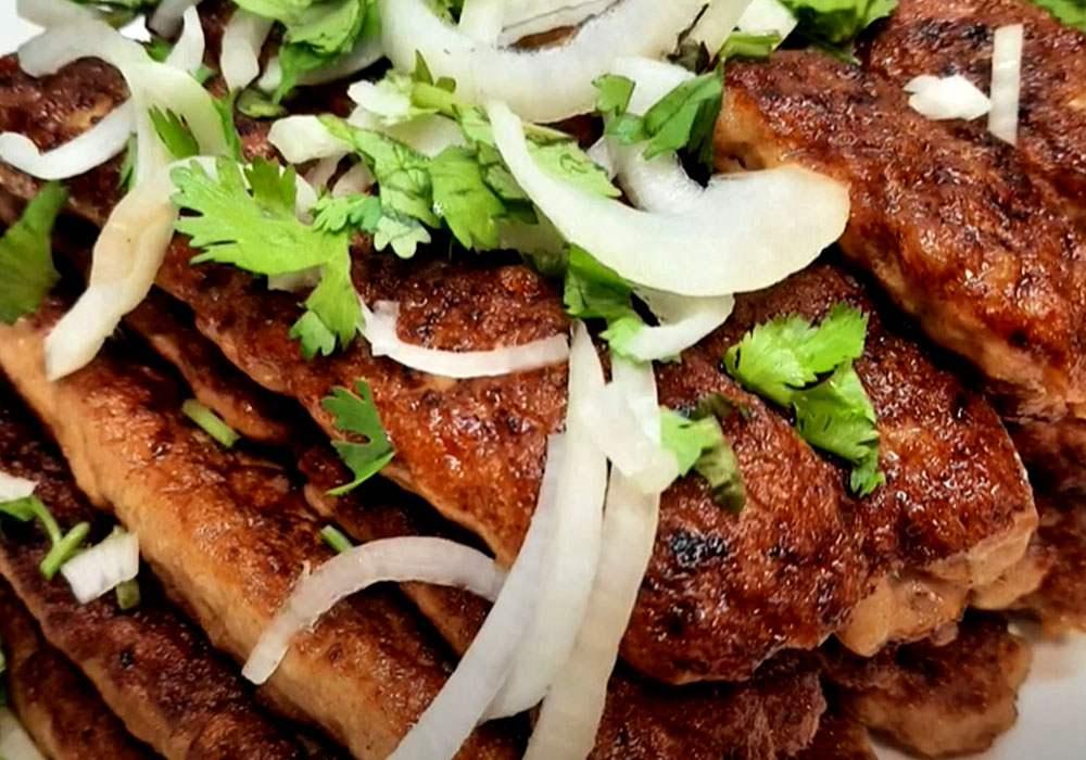 Люля кебаб в домашніх умовах - покроковий рецепт, фото 1