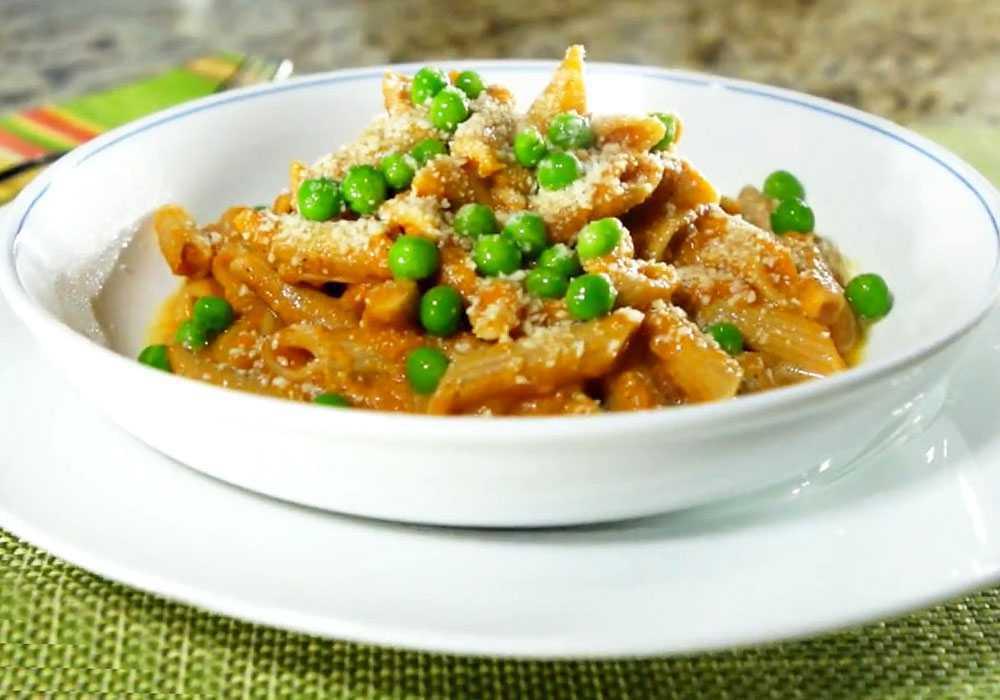 Макарони в соусі - покроковий рецепт, фото 1