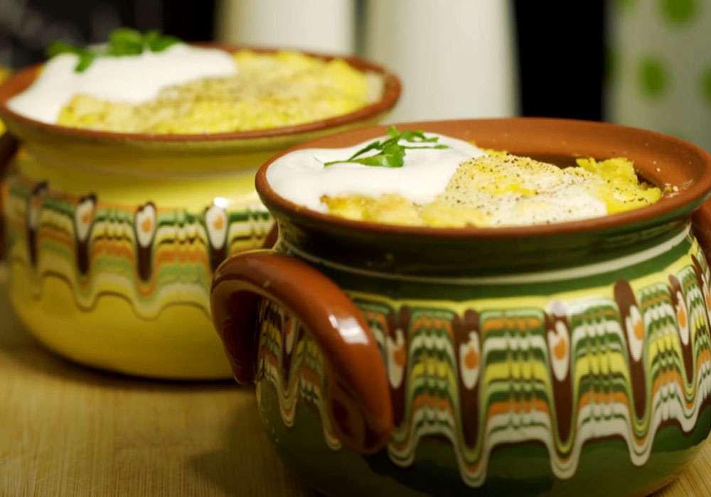 Мамалига на молоці по-румунськи - покроковий рецепт, фото 1