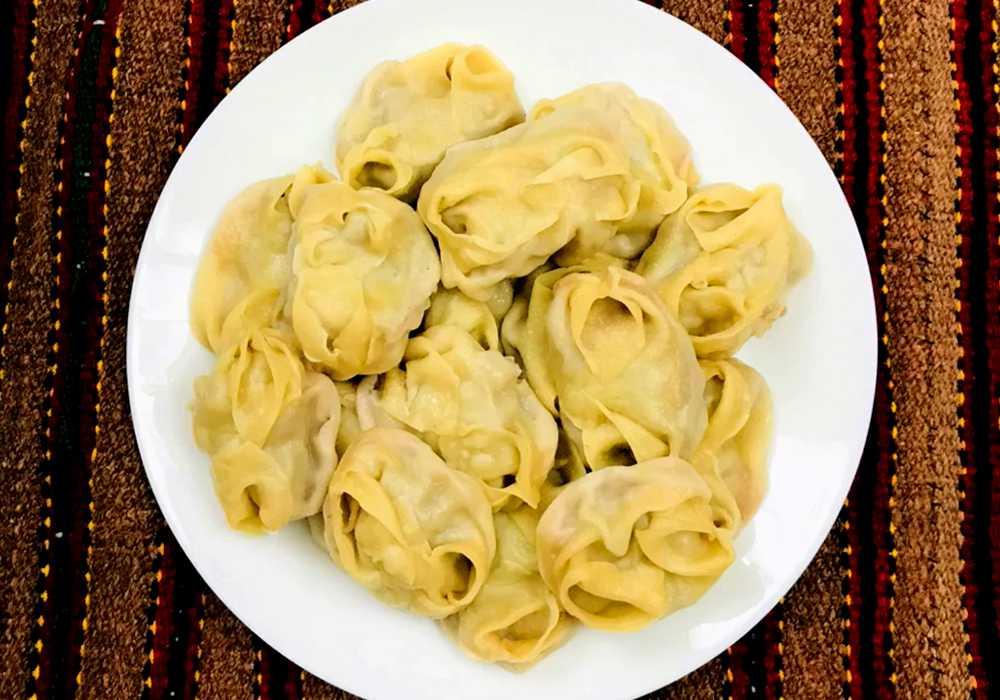 Манты узбекские - пошаговый рецепт, фото 1