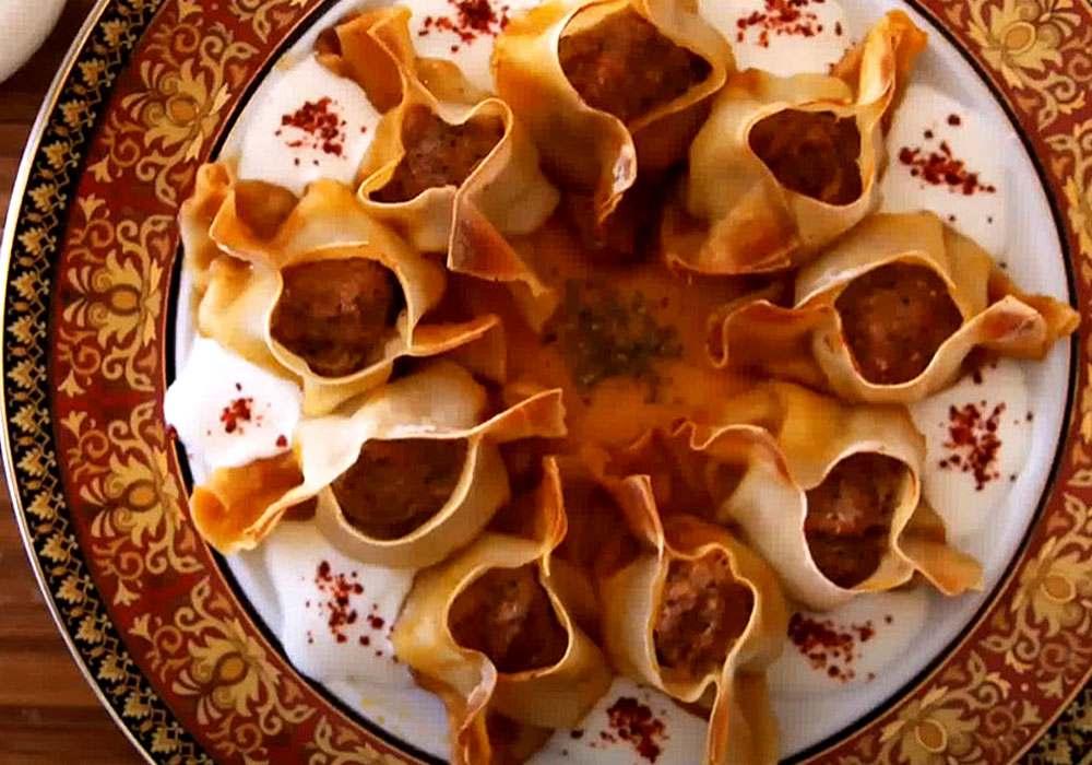 Манты по-узбекски - пошаговый рецепт, фото 1
