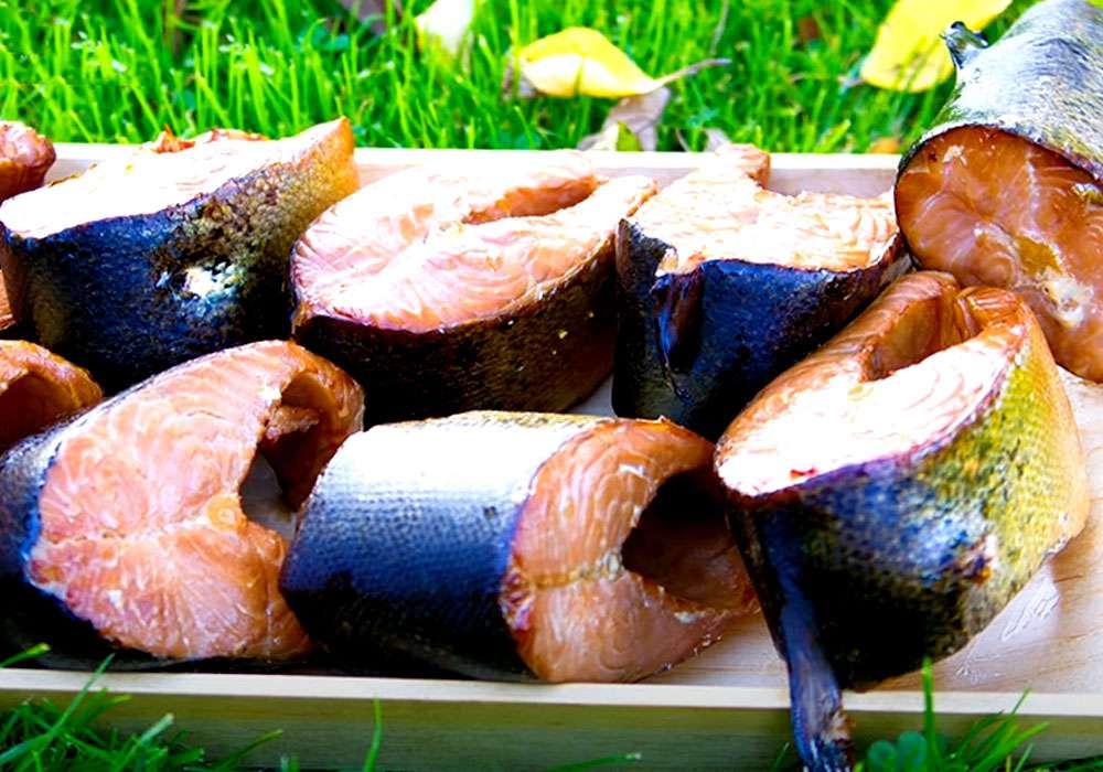 Маринад для копчения рыбы - пошаговый рецепт, фото 1