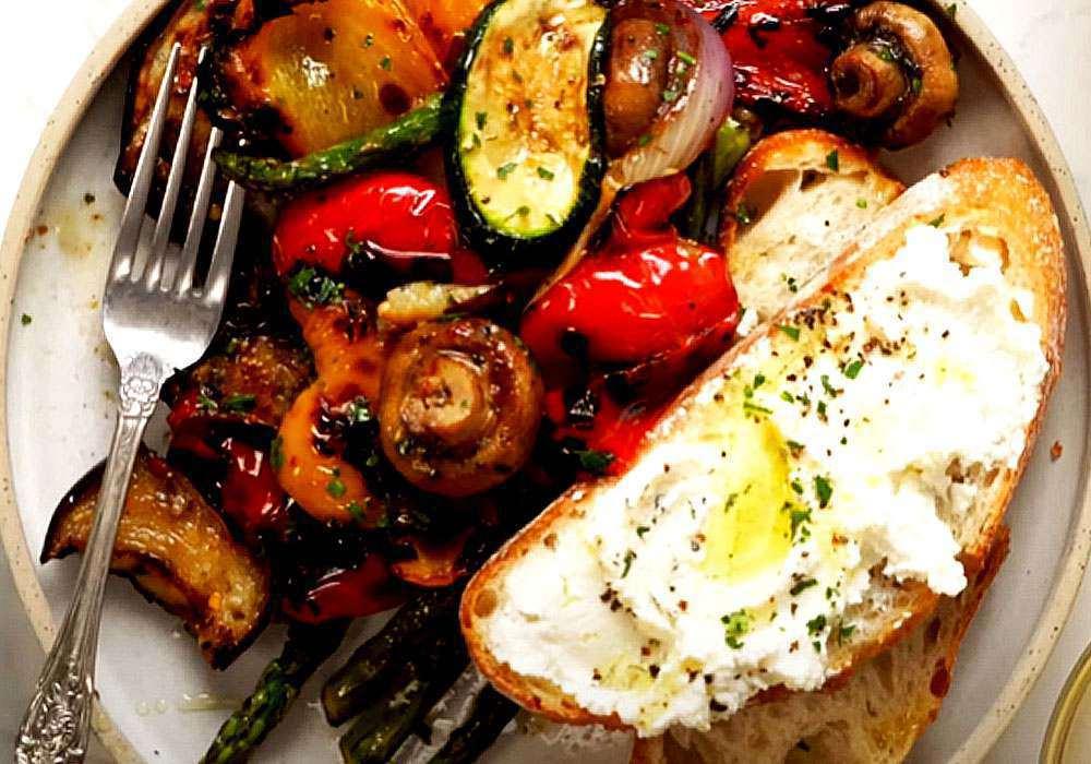 Маринад для овощей на гриле - пошаговый рецепт, фото 1