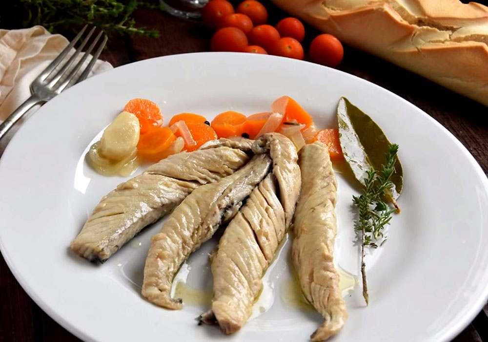 Маринована скумбрія - покроковий рецепт, фото 1