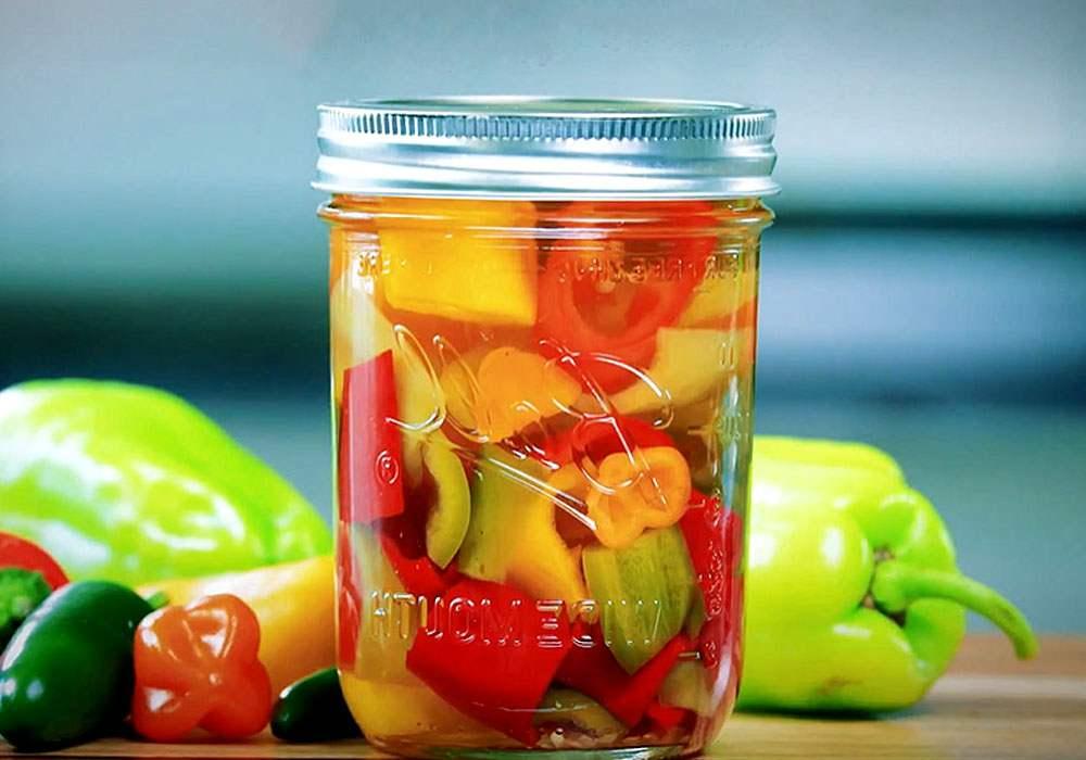 Маринований солодкий перець (за 15 хвилин) - покроковий рецепт, фото 1