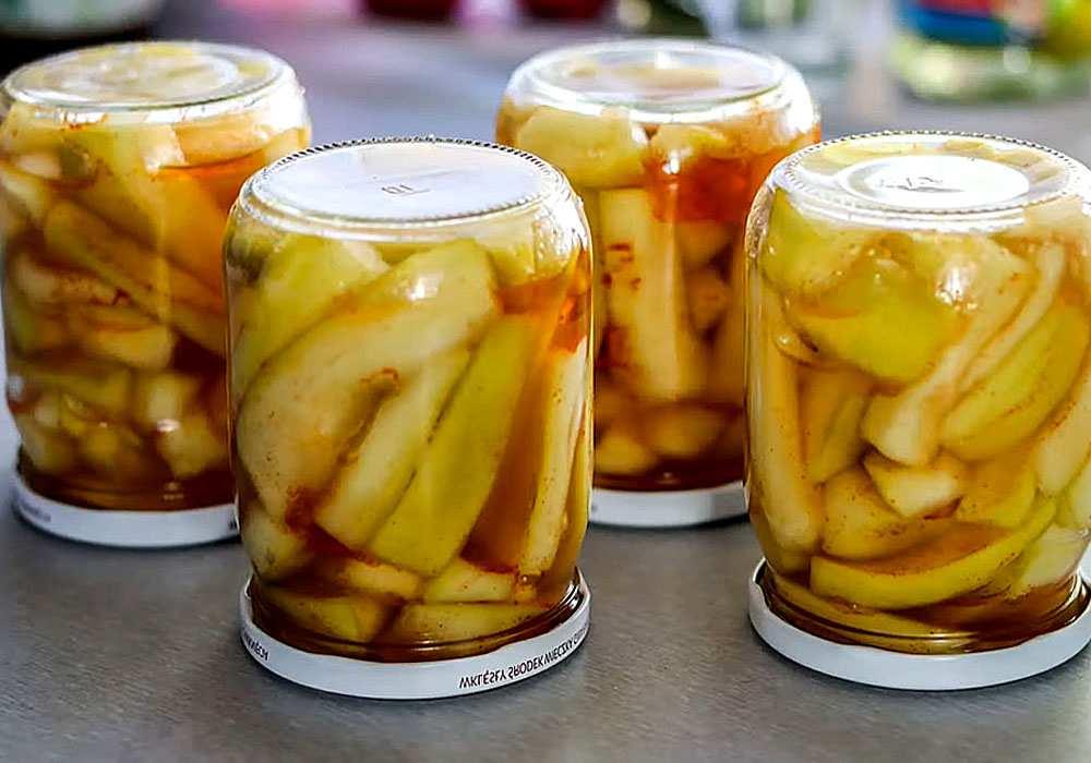 Маринованные кабачки с чесноком - пошаговый рецепт, фото 1