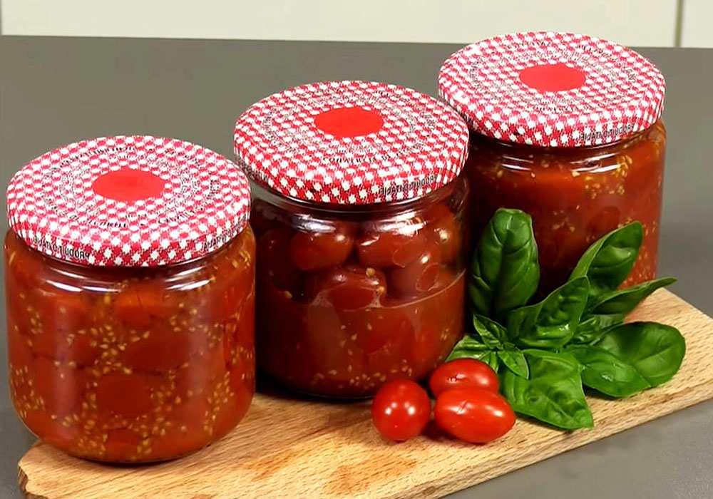Маринованные сладкие помидоры черри - пошаговый рецепт, фото 1