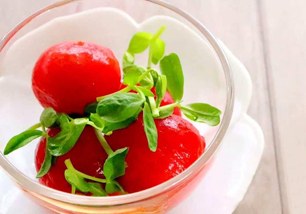 Мариновані солодкі помідори черрі - покроковий рецепт, фото 1