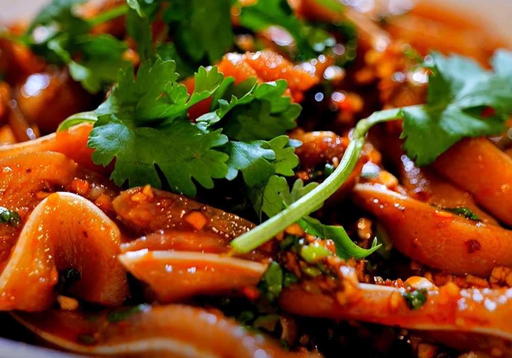 Мариновані свинячі вушка по-корейськи - покроковий рецепт, фото 1