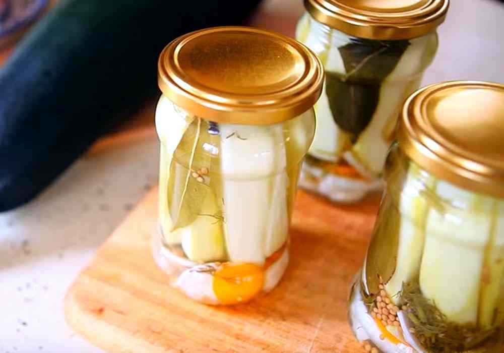 Мариновані кабачки - покроковий рецепт, фото 1