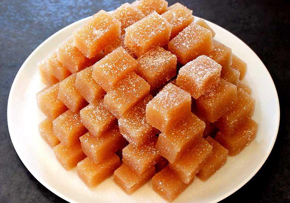 Мармелад з яблук - покроковий рецепт, фото 1