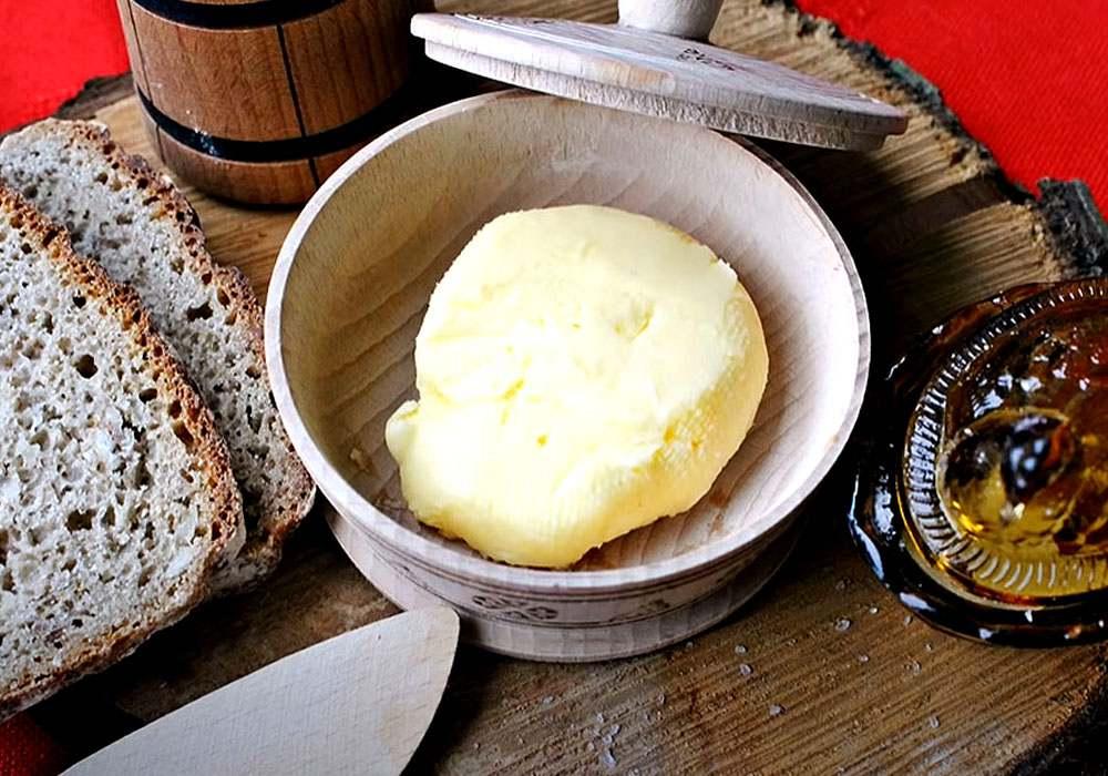 Масло з козячого молока в домашніх умовах - покроковий рецепт, фото 1