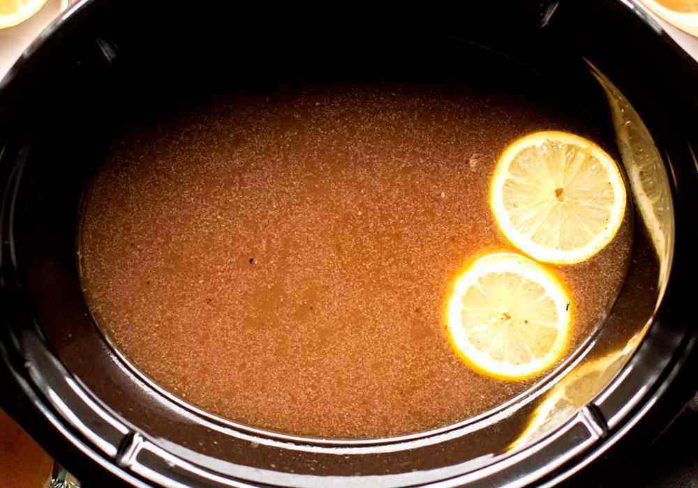 Мясной бульон в мультиварке - пошаговый рецепт, фото 1