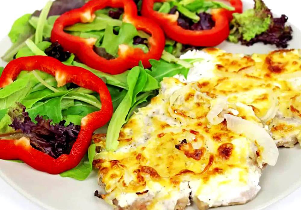 Мясо по-французски в духовке - пошаговый рецепт, фото 1