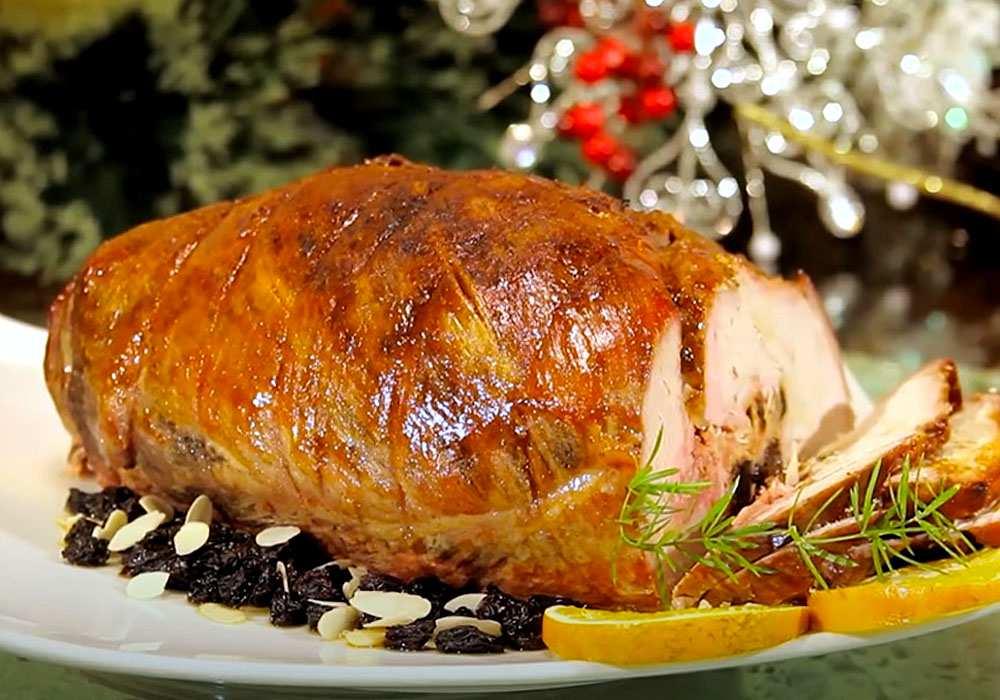 Мясо в фольге с итальянским акцентом - пошаговый рецепт, фото 1