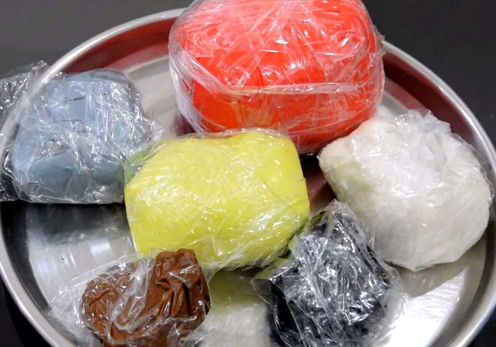 Мастика з цукрової пудри - покроковий рецепт, фото 1
