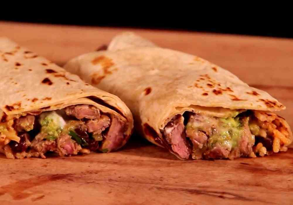 Мексиканский буррито - пошаговый рецепт, фото 1