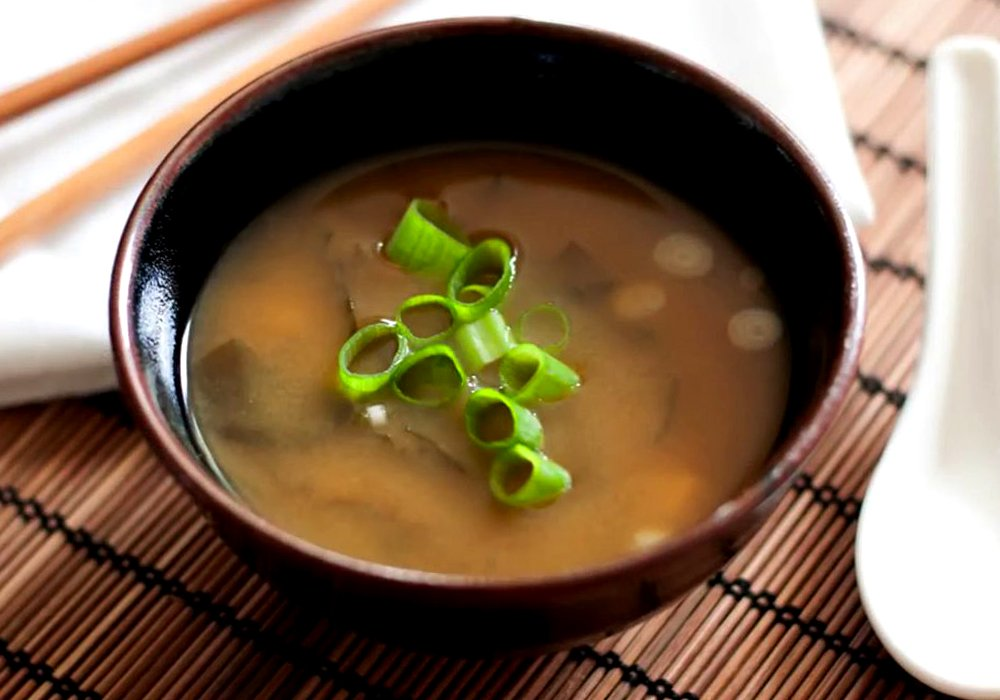 Мисо суп с тофу - пошаговый рецепт, фото 1