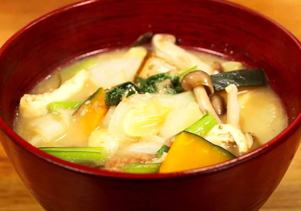 Мисо суп с водорослями - пошаговый рецепт, фото 1