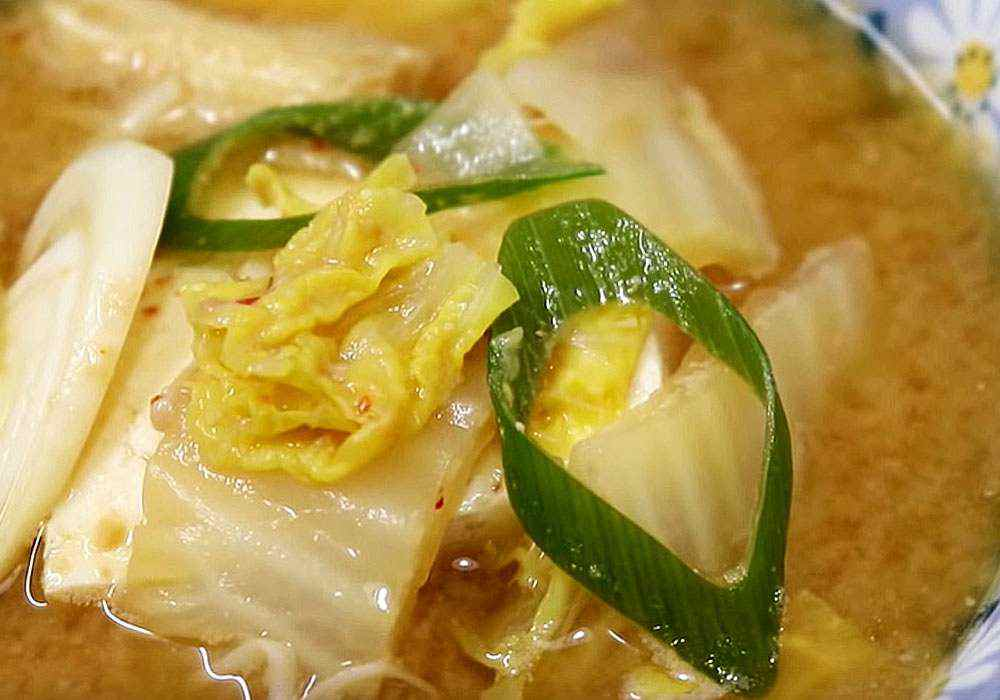 Мисо суп классический - пошаговый рецепт, фото 1