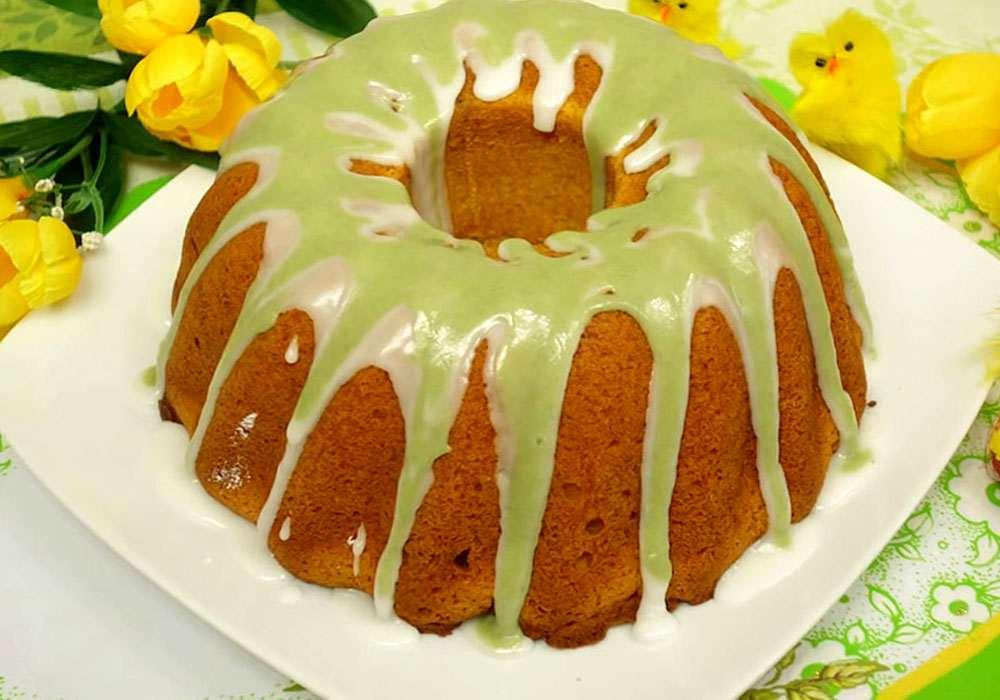 Морквяний кекс великий - покроковий рецепт, фото 1