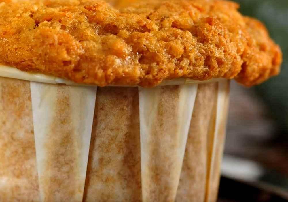 Морковные маффины - пошаговый рецепт, фото 1