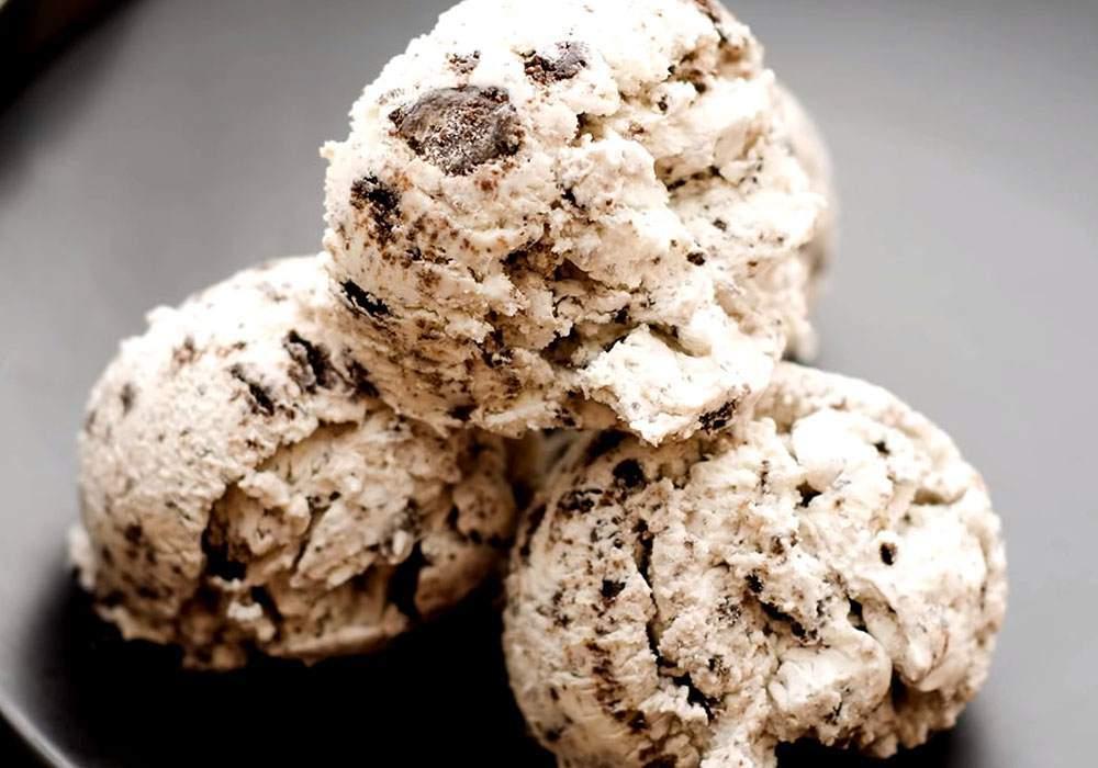 Мороженое со сгущенкой - пошаговый рецепт, фото 1