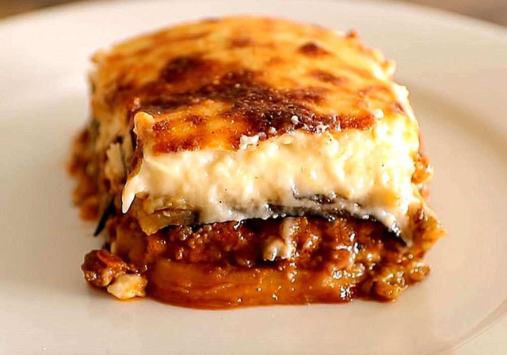 Мусака з яловичиною і картоплею - покроковий рецепт, фото 1
