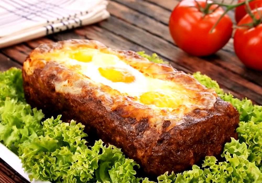 Мясной пирог с творогом - пошаговый рецепт, фото 1