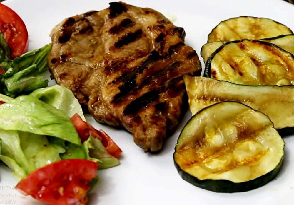 Мясо на аэрогриле - пошаговый рецепт, фото 1