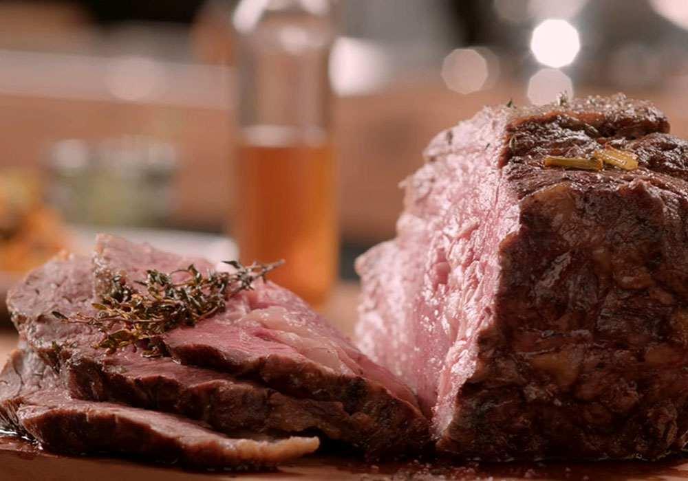 Мясо в духовке - пошаговый рецепт, фото 1