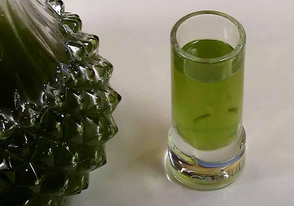 Мятный ликер - пошаговый рецепт, фото 1