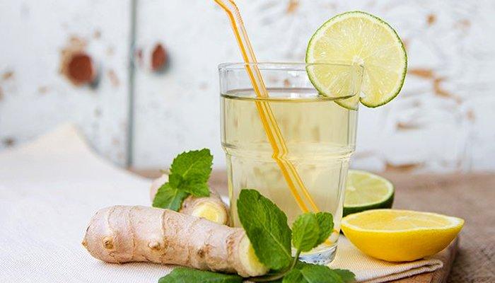 Напиток для похудения с лимоном - пошаговый рецепт, фото 1