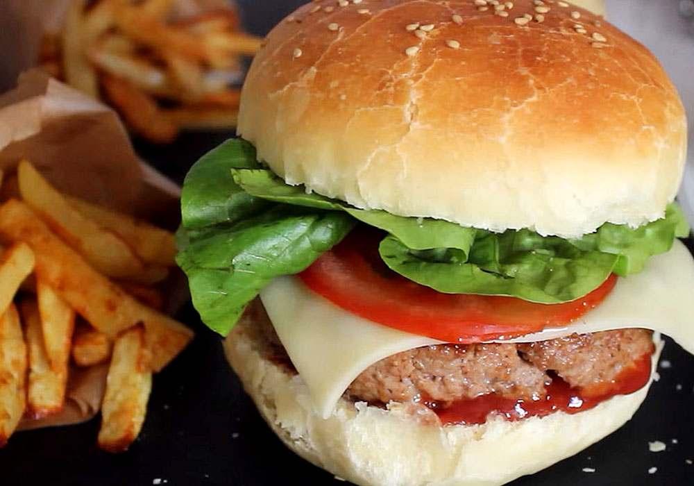 Настоящий рецепт гамбургера - пошаговый рецепт, фото 1