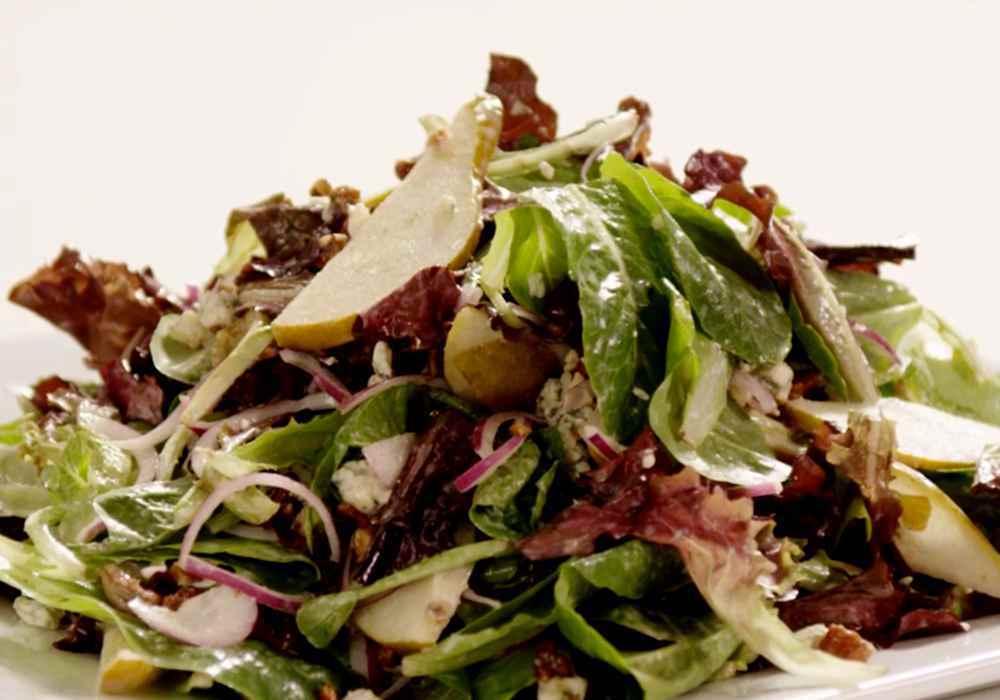Новогодний пикантный салат - пошаговый рецепт, фото 1