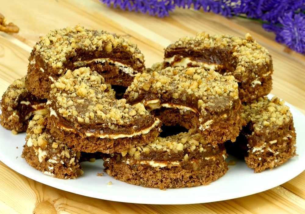 надо медово ореховое печенье рецепт с фото аланьи
