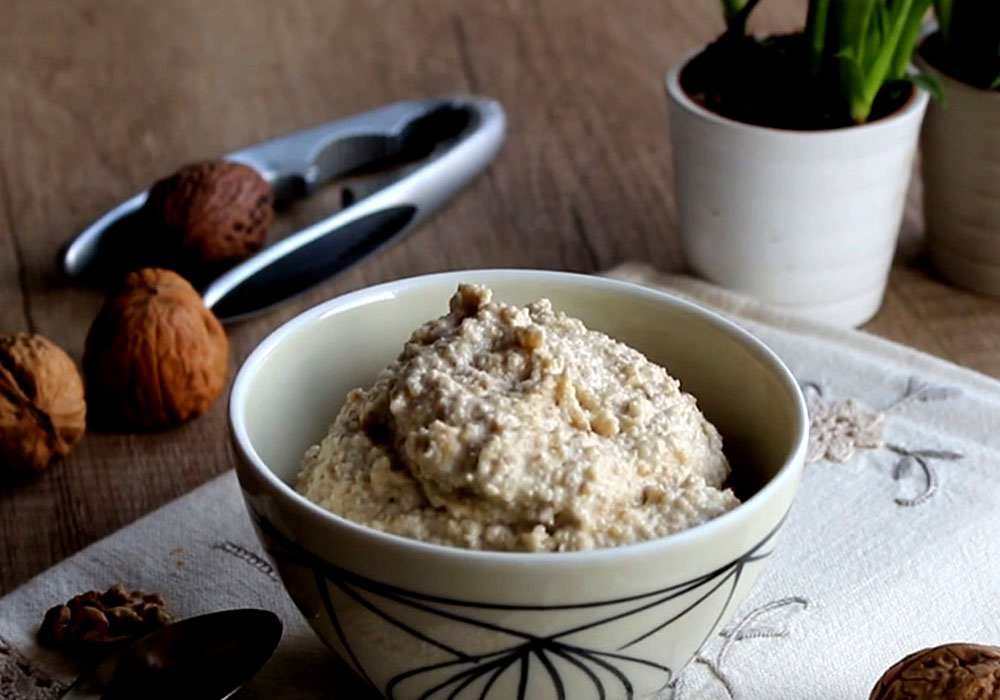 Ореховый соус - пошаговый рецепт, фото 1