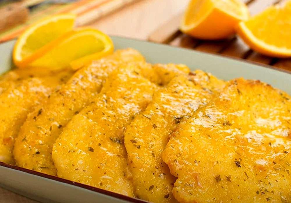 Отбивная из куриной грудки - пошаговый рецепт, фото 1