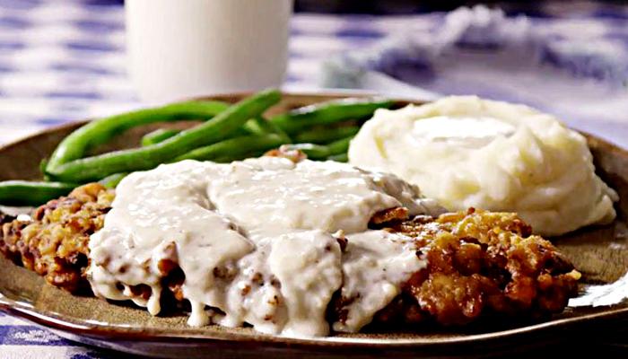 Відбивні з яловичини на сковороді - покроковий рецепт, фото 1