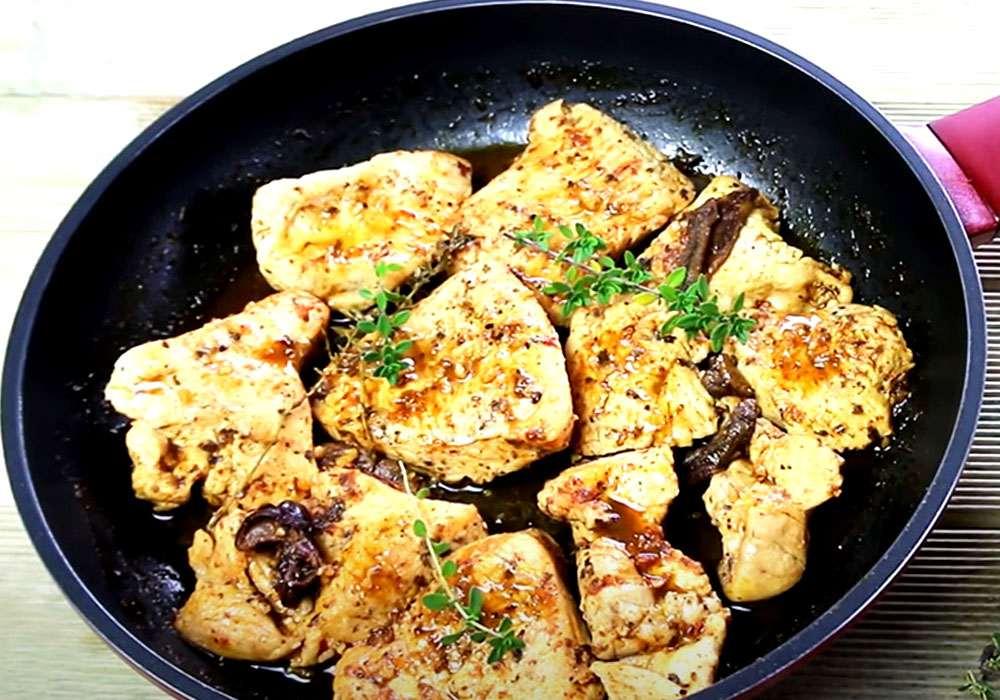 Відбивні з індички на сковороді - покроковий рецепт, фото 1